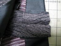 Skirt Take in (Side)