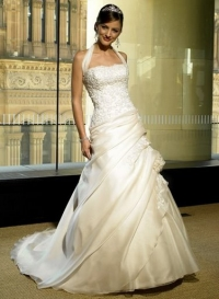 Wedding Gown Dry Cleaned
